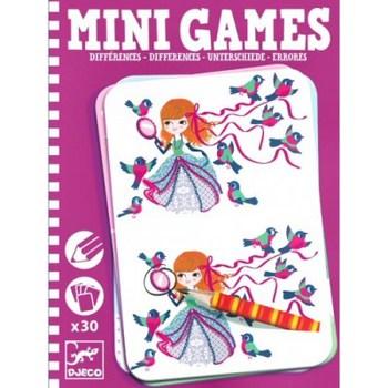 Мини-игра Найди Отличия Леа DJECO