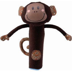 Погремушка обезьянка Базиль Lilliputiens