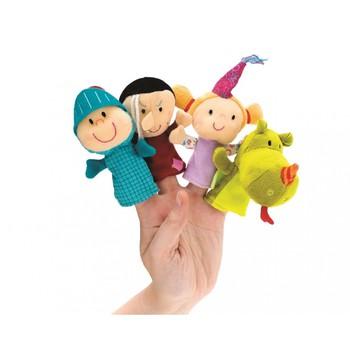 Пальчиковые игрушки Волшебный замок Lilliputiens