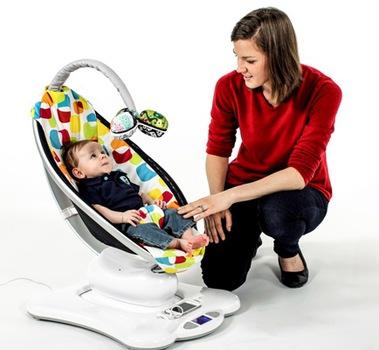 Кресло-качалка 4moms MamaRoo