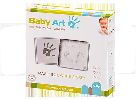 Мэджик Бокс квадратный Baby Art