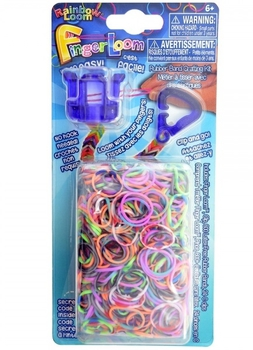 Набор для плетения Фингер Лум Rainbow Loom