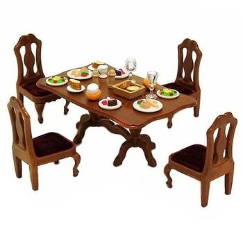Sylvanian Families Набор посуды для ужина