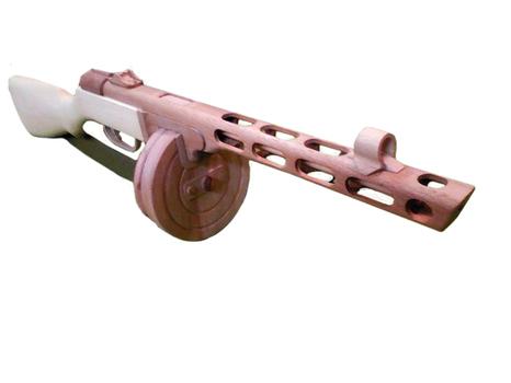 Пистолет-пулемёт Шпагина Коллекционный, Ратник