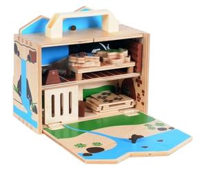 Набор деревянный Пиратский корабль Zenit