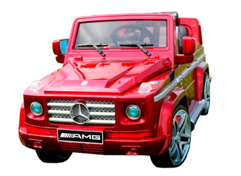 Электромобиль Mercedes Benz G55 AMG Kids Cars
