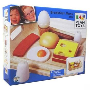Набор Завтрак PLAN TOYS