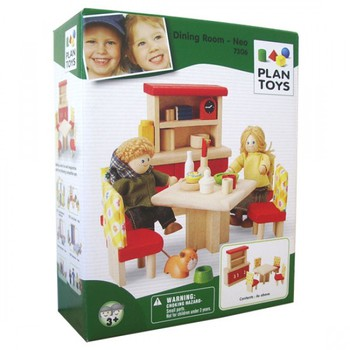 Набор мебели для столовой PLAN TOYS