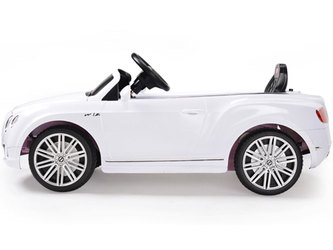 Электромобиль Bentley GTC White