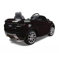 Электромобиль Land Rover Evoque Black