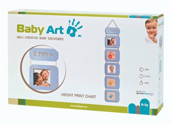 Ростомер с отпечатком Baby Art