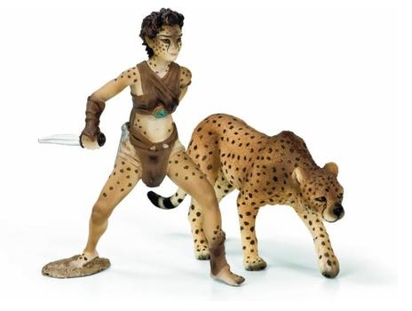 Лиасса и гепард SCHLEICH