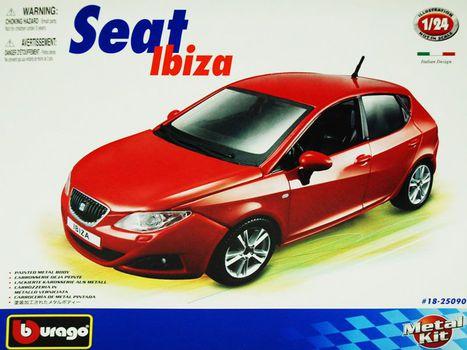 Машина Seat Ibiza Bburago