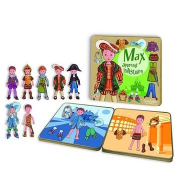 "Игра ""Макс изучает историю"" SentoSphere"