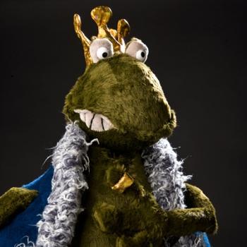 Лягушка Король Краванский Sigikid