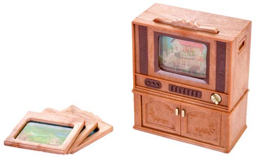 Sylvanian Families Набор Цветной телевизор