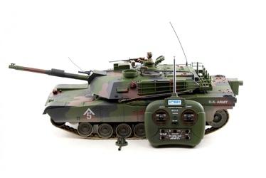 Танк М1М1 Hobby Engine