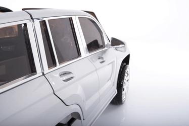 Электромобиль Mercedes GLK 300 (бел)