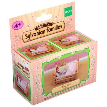 Sylvanian Families Набор Детская кроватка